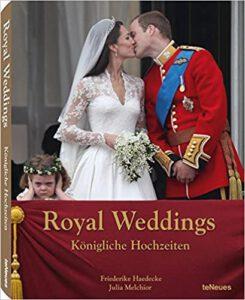 Buchtipps für Hochzeitsplaner. Royal Weddings.